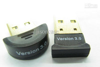 Wholesale Brand New Mini Bluetooth V3 Dongle Wireless Adapter for PC Laptop