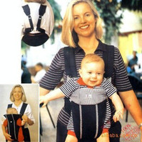 Wholesale Cotton Baby Carrier Snuggle Baby Slings Best Open Backpacks Baby Bjorn