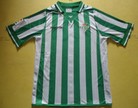 2013- 2014 Real Betis Home Green Soccer Jersey Thai Quality S...