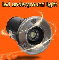 Wholesale Hot Sale W LED underground lamps Buried lighting DC12V or AC85 V IP68