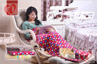 Wholesale winter electric safe heating blanket Heated Pad warm baby blanket temperature control size x75cm