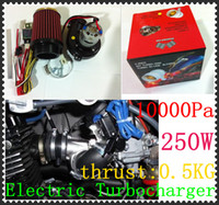 Wholesale Mini W Electric Turbocharger Supercharger KIT Car TurboCharger High quality Factory Price
