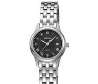 Cheap Auto Date steel watch Best Analog Stainless Steel wrist watch