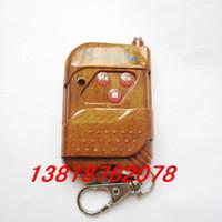 Cheap Red door frequency daozha remote control electric door retractable door remote control roller shutter garage doors key