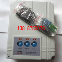 Wholesale Electric door control system of automatic retractable door remote control box daozha controller
