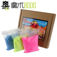 0-12M magic sand - Magic Mysterious desert sand in water and sediment of sand magic sand magic stage magic props