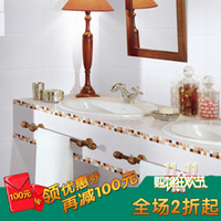 Wholesale Big tree tile wall tile modern kitchen tiles bathroom wall white ceramic brick
