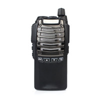 Wholesale New BF UV8D Dual PPT Radio W CH mAh UHF MHz DTMF VOX Hz Tone Flashlight FM VOX Walkie Talkie Black A1032A