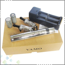 LCD Display Vamo Mod Variable Voltage E-Cig Vamo V4 VV VW Mod Vaporizer Best Selling E Cigarette healthy