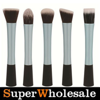 Wholesale 5Pcs Pro Different Style Real Techniques Makeup Powder Brushes Cosmetics Tool