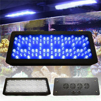 Wholesale Newest W Grow Light Full Spectrum Led Aquarium Light Suitable For Coral Reef Tank Lighting