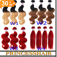 Cheap Brazilian Hair ombre hair Best Straight Hair Extension ombre hair extensions