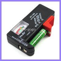 Wholesale BT Battery Tester Universal Handheld battery Volt Battery checker tester AA C D V V Button