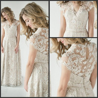 Vintage Wedding Dresses Informal