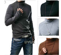 Free shipping! Man's Winter Sweater Sweater Upper outer garment AQW019