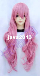 Wholesale Tn pink high temperature wire kinkiness cos wig
