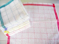 Wholesale 10pcs Cheap Cotton Various wipe cloth Car Cleaning Cloth Kitchen Cleaning cloth for Housewife FF1102