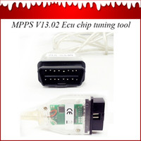 Wholesale Hot sale MPPS V13 V13 K CAN Flasher Chip Turning Tool OBDII Interface