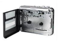 Wholesale Hot USB Cassette Capture Recorder Radio Player Tape to PC Super Portable USB Cassette to MP3 Converter