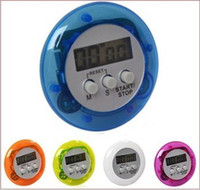 Wholesale LLFA3419 Digital Kitchen Count Down Up LCD display Timer Alarm with stand holder