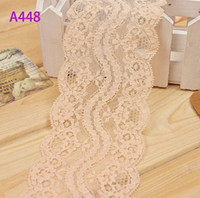 Wholesale 8cm venise lace trim yard item multi color choose