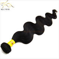 Wholesale 20 OFF Virgin Peruvian Hair Weft Body Wave Black Beauty Hair inch to inch hot sale popular hair for black woman