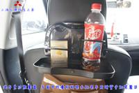 Cheap Car multifunctional dish car folding drink holder glass rack car back phone holder dining table k111