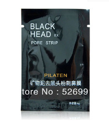 Wholesale Facial Minerals Conk Nose Blackhead Remover Mask Pore Cleanser Nose Black Head EX Pore Strip