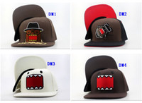 Wholesale DOMO Snapbacks Snapback Hats Design Cheap Custom Adjustable DOMO Snap Back Hats Sport Team Caps Top Quality