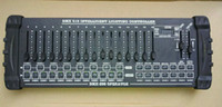 Wholesale 192 channels console black Dmx controller for DJ stage light equipment