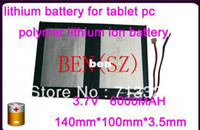 Wholesale v mAH polymer lithium ion battery Li ion battery for tablet pc inch inch speaker