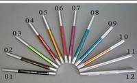 Wholesale NEW EYESHADOW amp EYELINER PENCIL EYE SHADOW EYE LINER mix colours by makeup88