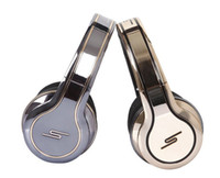 Wholesale new Headphones Headsets Limited Edition SMS Audio SMS Cent Street by Cent Plating Chrome Computer headphones
