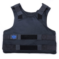 Wholesale IN stock Kevlar Bullet Proof Vest Bulletproof Level IIIA Size M send by DHL