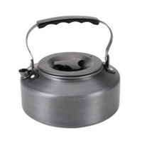 aluminium alloy castings - Kitchen TeaPot Camping aluminium alloy Tea Coffee Kettle L