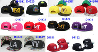 Wholesale Thousands of styles Snapback hats Men s Caps Snapbacks baseball hats caps Snap Backs High Quality by EMS DHL
