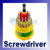 Wholesale Hot selling Pocket Set of in Screwdriver Tool Kit Cell Phone