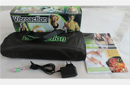 Wholesale Vibro Action Belt Shape Massage Health waist Belt vibroaction Electric thin rejection fat belt