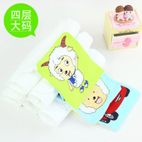 Wholesale Baby suction Hanjin Hanjin infant cotton gauze scapegoat Children suction Hanjin four big yards