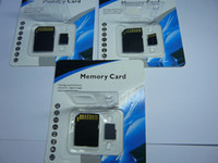 Memory Card mobile card memory - mobile phone TF GB Micro SD Memory Cards Class Microsd HC Genuine GB tf card Class4 with adapters