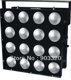 Wholesale HOT CM W in1 RGB Full Color LED Matrix Light With Built in Program And Strobe Effects