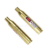 Wholesale 6PCS Tactical Hunting Riflescope Cartridge Laser Bore Sighter Hight Quality Brass