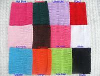 Girl crochet tube top - Large Crochet tube top tutu top Mixed color per