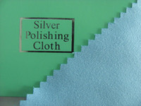 Wholesale High Quality Silver Polish Cloth Exquisite packaging cm for sterling silver Jewelry