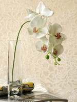 Wholesale Charming Silk Phalaenopsis Orchid Artificial Flowers u6 r7g