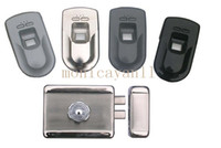 Wholesale High quality fingerprint remote lock finger lock door lock office lock biometric lock O200