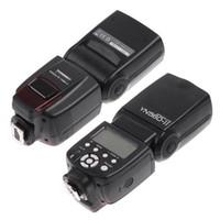 wholesale nikon - Yongnuo YN II YN II Flash Flashlight Speedlight Speedlite D D D II D III D For SLR Camera Canon Nikon OLYMPUS PENTAX