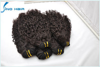 Cheap sinohair:Hot sale 4 bundles curly brazilian hair weave queen virgn brazilian hair extension free shipping