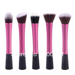 Wholesale Free shopping Professional Powder Blush Brush Facial Care Facial Beauty Cosmetic Stipple Foundation Brush Makeup Tool