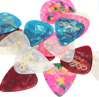 Wholesale Colorful mm Smooth Medium Guitar Picks Plectrums